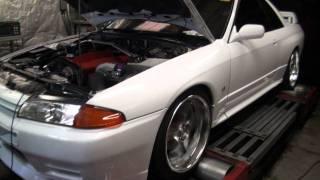 E85/98 ron flex fuel GTR - Haltech