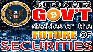 Token Taxonomy Act: Cryptocurrencies will be EXEMPT from Security Laws in the US