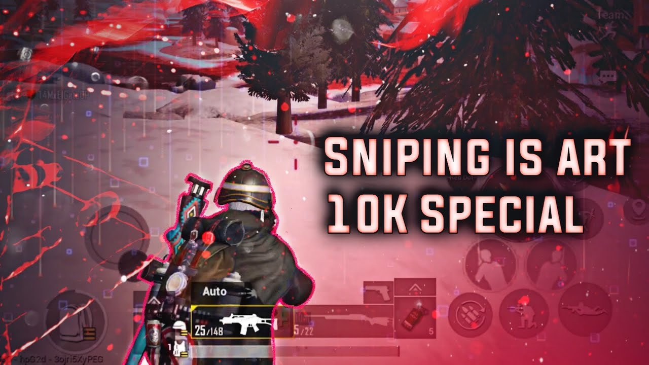 THEY CALL ME SNIPER | 10k SPECIAL