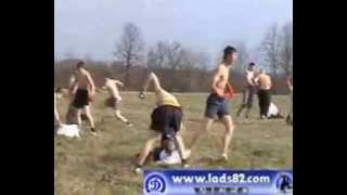 Янг Лэдс Динамо Минск против Янгстерс Торпедо Минск 17 мая 2005 года