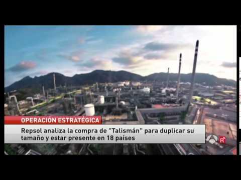Repsol compra Talisman Energy por 10.000 millones de euros