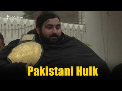 Meet The 436-Kg Pakistani 'Hulk'