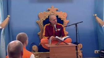 Шримад Бхагаватам 1.10.15-16 - Кришнадас Кавирадж прабху