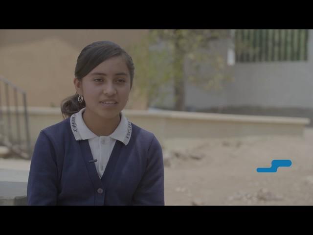 Testimonial Alumnos Bebederos en escuelas