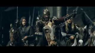 Seigneur des Anneaux : Les Deux Tours La Bataille du Gouffre de Helm Poster