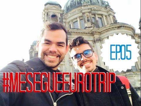 #MeSegueEurotrip - EP.05 / Berlim, Natal, Neve e East Side Gallery