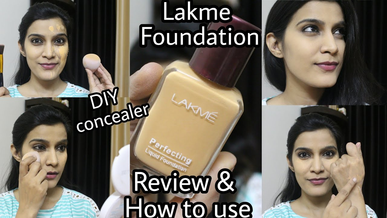Image result for Lakme Perfecting Foundation | Review & How to use With Tips | Affordable Foundation