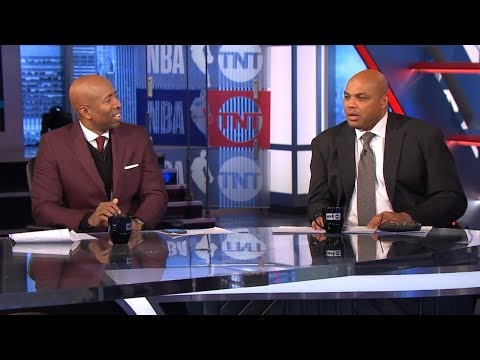 Inside the NBA - Thunder vs Spurs Halftime Report | January 10, 2019