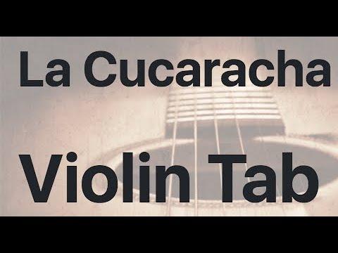 Learn La Cucaracha on Violin - How to Play Tutorial