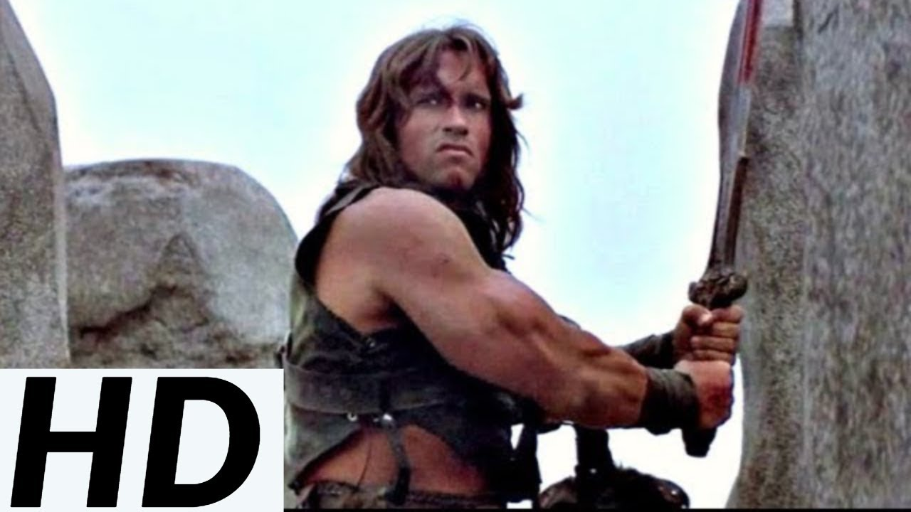 Conan The Barbarian 1982 Hd 720p Full Movie English Youtube