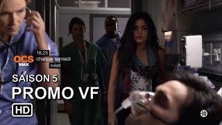 Pretty Little Liars Saison 5 - Bande annonce VF - Le 14 Mars sur OCS [HD]