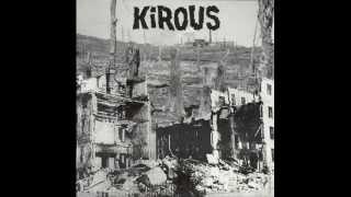"""Kirous - Sivistyksen rauniot 7""""EP (1998)"""