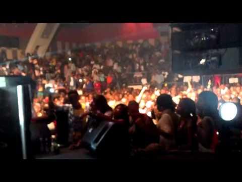 DJ FRESH IN SOUTH AFRICA 2012