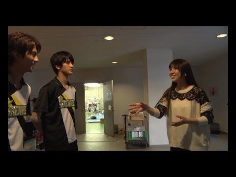 映画チア男子!!主題歌アーティスト 阿部真央 撮影現場訪問特別映像