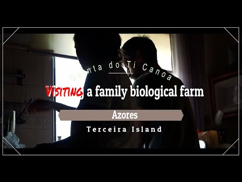 Visit a family's biological farm organic agriculture azores islands by Life Travel Pepper