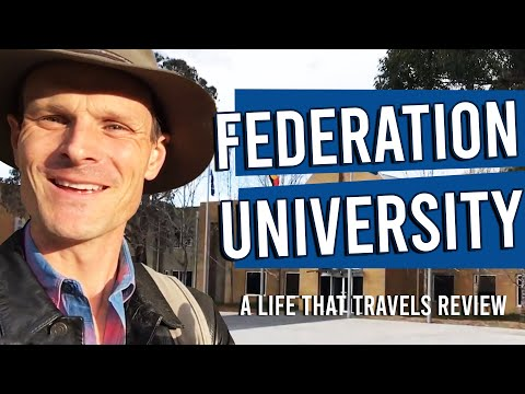 Federation University REVIEW [An Unbiased Review By A Life That Travels]