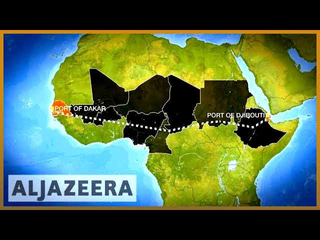 🌍 Trans-African railway line hopes to boost regional trade