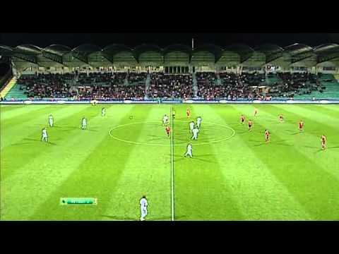 Slovakia 0 - 4 Armenia - 2nd Half