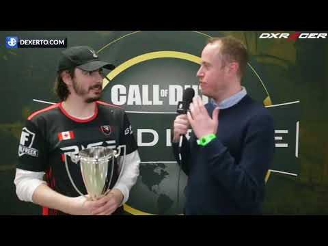 """THEY WERE ROASTING US"" - MVP Gunless Interview at CWL Seattle Open 2018"