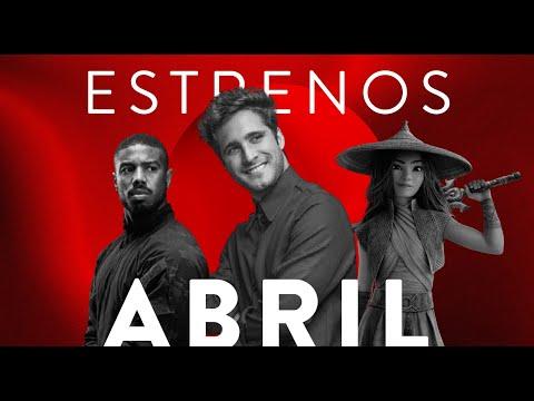 Estrenos Abril 2021: Netflix, Disney+, Amazon Prime Video, Apple Tv+ y HBO  | Streaming  |  TOP 10
