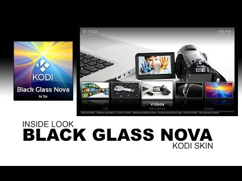 Black Glass Nova Tutorial