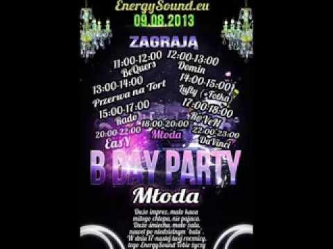Domin-B Day Party Młoda www.EnergySound.eu