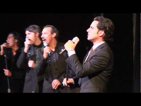 John Lloyd Young does Jersey Boys Medley  S.T.A.G.E. 5110