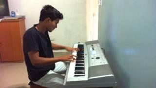 Dan Dan Kokoro Hikareteku - Dragonball GT (piano cover)