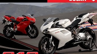 Мото.Обзор Ducati 848 Superbike