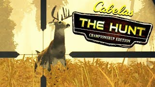 Hunting Trophy Whitetail Deer in Cabela
