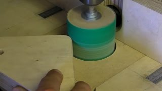 DIY Drum Sander for Pillar Drill / Drill Press