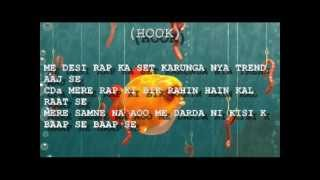 Rapper GB-M not afraid-Darda Ni Kisi K Baap se |full hindi rap|