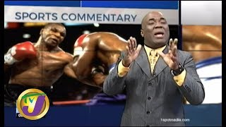 TVJ Sports Commentary: Mike Tyson - October 2019