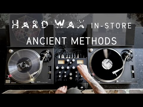 Hard Wax In-store: Ancient Methods