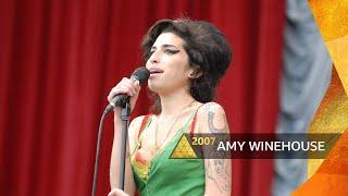 Amy Winehouse - Tears Dry On Their Own (Glastonbury 2007)