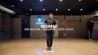 Ms Banks - Snack (ft. Kida Kudz)   QUANZ Choreography