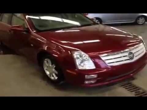 2006 Cadillac Sts 4 Door Sedan V8 4 Car Lexus Of