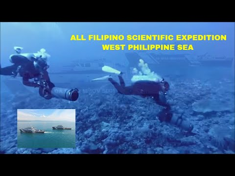 GOOD News: ALL FILIPINO EXPEDITION WEST PHILIPPINE SEA