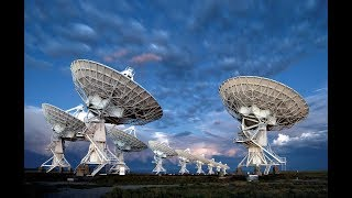 Astronomy Awaits at the Very Large Array