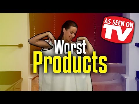 Top 10 Worst As Seen on TV Items Ever