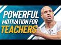 TOP Motivational Video for TEACHERS | Professional Development | Jeremy Anderson