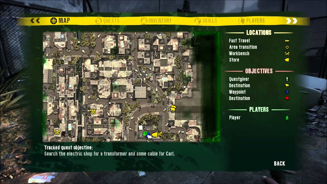 Dead Island Stingray Tail Location