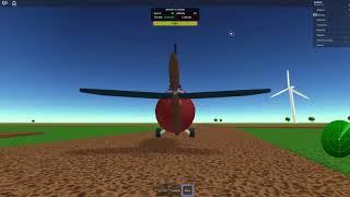 Roblox pilot training/plane simulator 4 badge's + secret plane