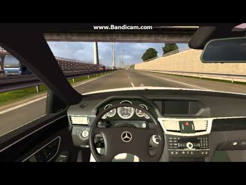 ETS 2 Mercedes E63 AMG (At Kendini Diskolara)
