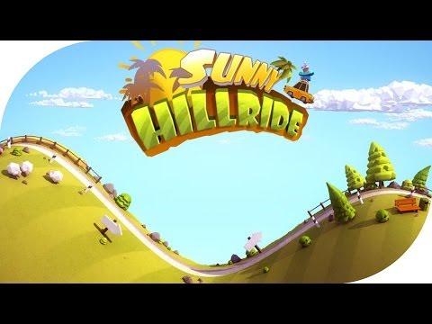 Sunny Hillride - Gameplay HD  