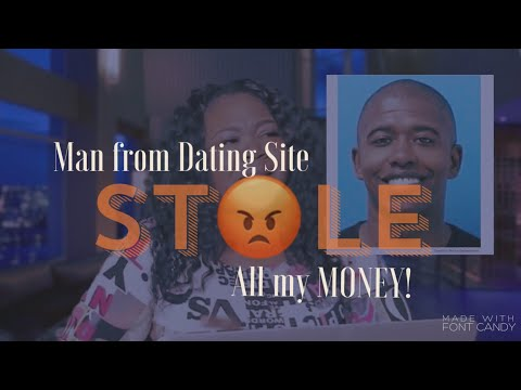 👽 Man From Dating Site STOLE All My MONEY?!? 😲