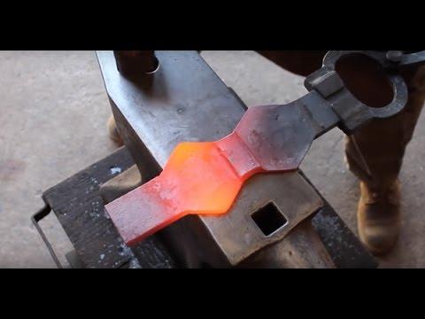 Forging a Colonial Axe