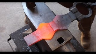 Forging a Colonial Axe