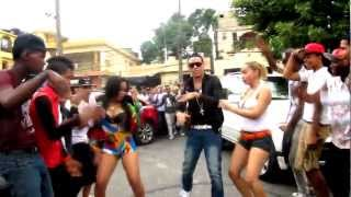 Doble D El Diamante - Si Tu Sabes Bailar Muevete (video oficial)
