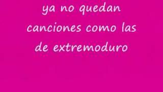 Video melendi arriba extremoduro lyrics mientras no for Un jardin con enanitos letra